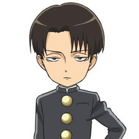 Levi (Junior High Anime) character image