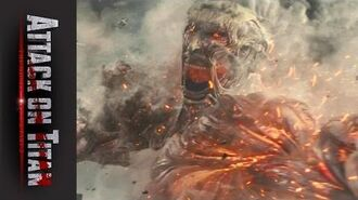 Attack on Titan, The Movies Part 1 & 2 - Official U.S. Trailer