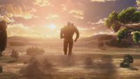 Der gepanzerte Titan flieht