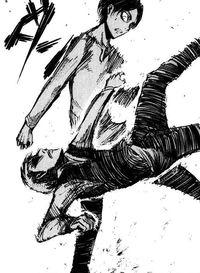 Eren atterra Jean