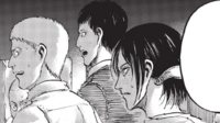 Reiner and Bertolt's reaction