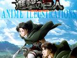 Attack on Titan: Anime Illustrations