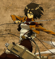 Mikasa (Anime Vol 2)