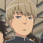 Milieus Zeremski (Junior High Anime) character image
