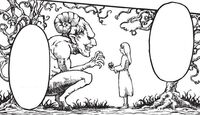 Ymir schließt einen Pakt mit dem Teufel