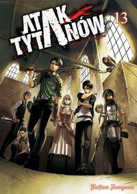 Atak Tytanów 13