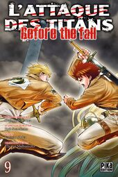 Before The Fall - Tome 9 fr