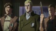 Erwin arrêté par les Brigades Spéciales