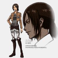 Ymir Charakterdesign Anime