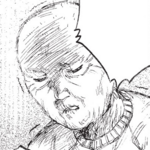 Grandpa Arlert (Junior High Manga) character image