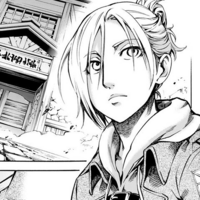 Annie Leonhart (Lost Girls) character image