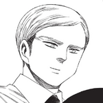 Erwin Smith (Junior High Manga) character image