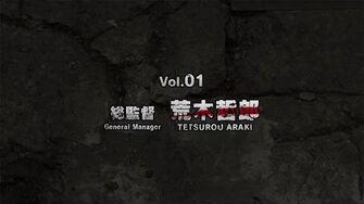 Attack on Titan Season 2 Tetsurou Araki