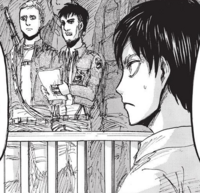 Nile proposes to dispose of Eren