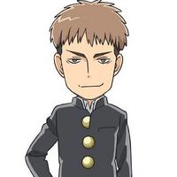 Jean Kirschtein (Junior High Anime) character image