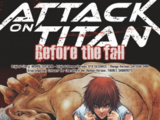 Liste der Attack on Titan: Before the Fall Kapitel