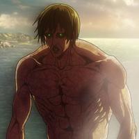 Attack Titan (Anime) character image (Eren Kruger)