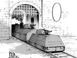 Train Blindé