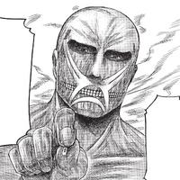 Colossus Titan (Junior High Manga) character image