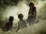 Armin prepares to take action