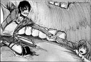 Eren salva Armin