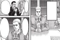 Erwin discute con il sindaco