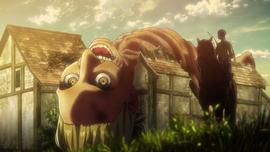Forme Titan de la mère de Conny
