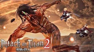 ATTACK ON TITAN 2 - Gameplay Walkthrough 21 Minutes (Annie Titan Gameplay)