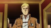 Erwin declares his intentions to Keith