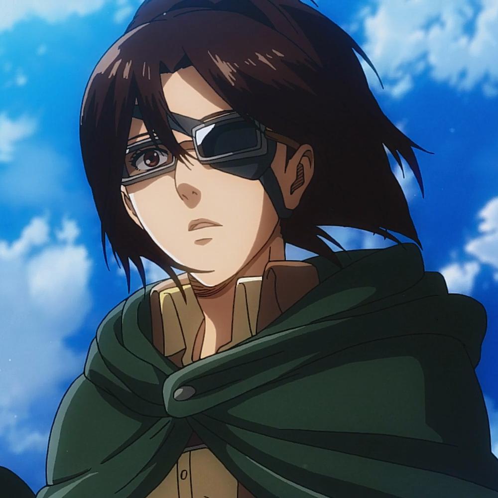 Hanji Zoe (Anime) | Attack on Titan Wiki | Fandom