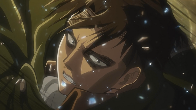 File:Levi attempts to break through the Female Titan's defense.png