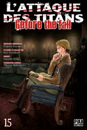 Before The Fall - Tome 15 fr