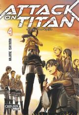 SnK - Manga Volume 4d