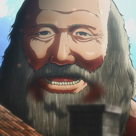 Bearded Titan (Anime) character image
