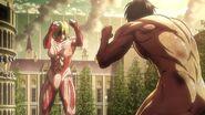 Titan Féminin vs Titan Assaillant