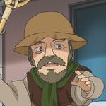 Grandfather Arlelt (Junior High Anime) character image