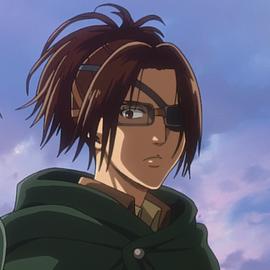 Hange character image