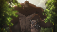 Mike and the Beast Titan