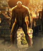Der gepanzerte Titan taucht erstmals auf