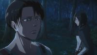 Mikasa und Levi erfahren von Kennys Nachnamen