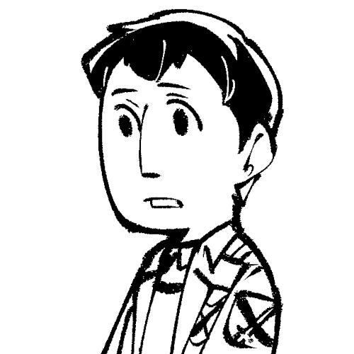 Bertolt Hoover (Spoof on Titan) character image