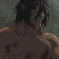 Eren Jäger Attackierender Titan (Anime)