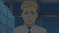 Erwin introduces himself