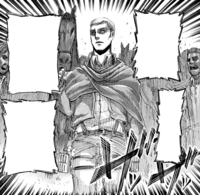Erwin returns defeated