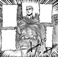 Erwin returns defeated