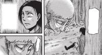 The Titan bows