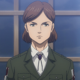 Anka Rheinberger (Anime) character image