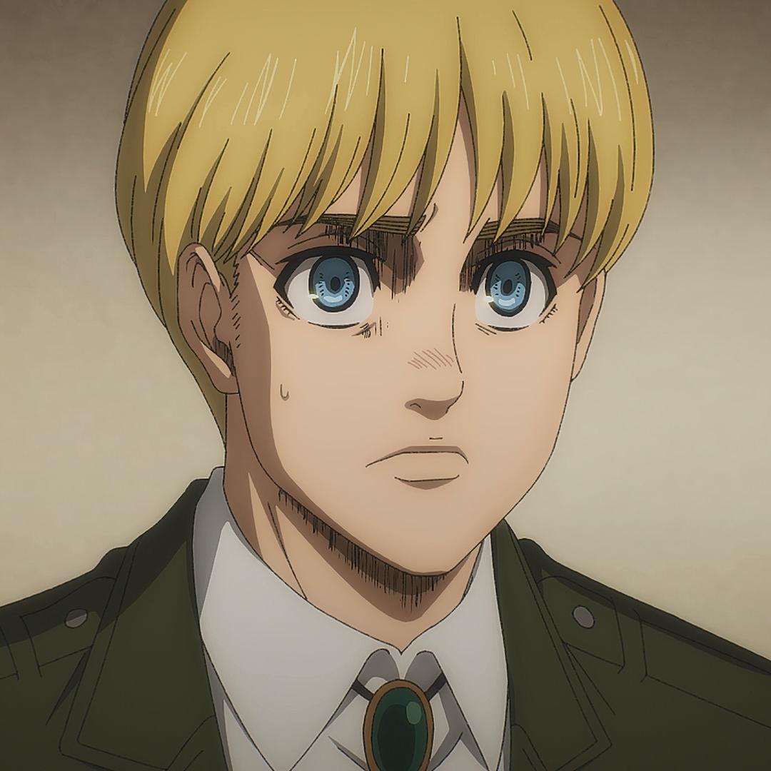 Armin Arlelt Anime Attack On Titan Wiki Fandom