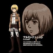 Armin détails