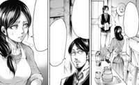 Carla worries over Eren and Mikasa's well-being